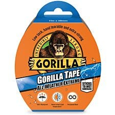 Gorilla All Weather Extreme Tape - 11m x 48mm