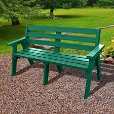 NBB Recycled Plastic Captain's Seat - Green