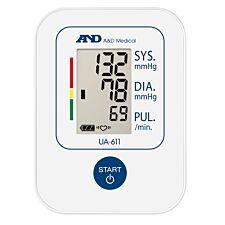 A&D Medical UA611 Upper Arm Blood Pressure Monitor
