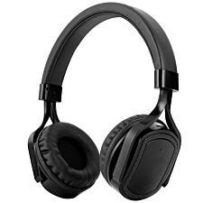 AKAI Touch Control Bluetooth Headphones with TF Card Slot - Grey