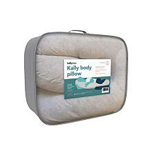 Kally Sleep Body Pillow Grey