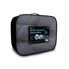 Kally Sleep Sports Recovery Pillow Blue