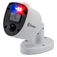 Swann Smart Enforcer 4K Ultra HD Add-On Security Cameras - 2 Pack