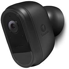 Swann Smart Wire-Free 1080p CCTV Security Camera - Black