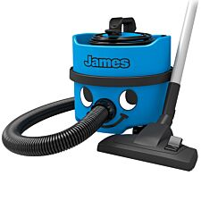 Numatic James JVP180-11 Cylinder Vacuum Cleaner - Blue