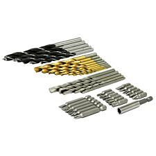 Rolson 38 Piece Drill Bit Set