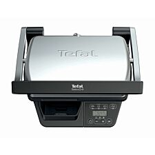 Tefal GC740B40 2000W Select Grill – Stainless Steel & Black