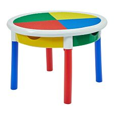 Liberty House Toys Round Activity Table