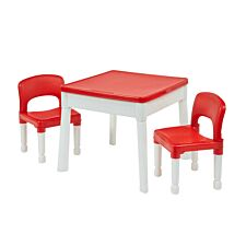 Liberty House Toys 6-in-1 Activity Play Table
