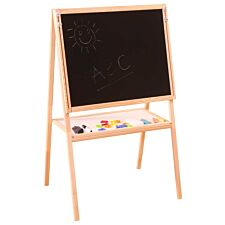 Liberty House Toys Children's Height Adjustable Easel