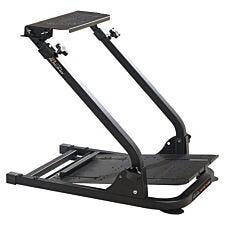 X-Rocker XR Racing Rig Wheel Stand - Black
