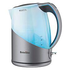 Breville VKJ972 3000W 1L Brita Filter Jug Kettle – Silver