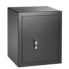 Burg-Wachter HomeSafe H240S Compact Insurance Rated Home & Office Safe - Black