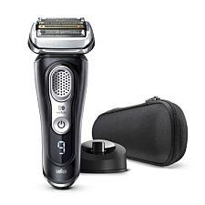 Braun BRA9340S Series 9 Waterproof Shaver – Black