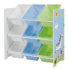 Liberty House Toys Safari Storage Organiser