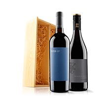 Virgin Wines Must Have Red Duo in Wooden Gift Box