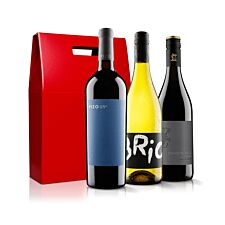 Virgin Wines Must Have Mixed Trio In Gift Box