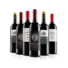 Virgin Wines Luxury Red 6 Pack