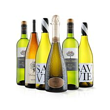Virgin Wines Luxury White 6 Pack with Prosecco