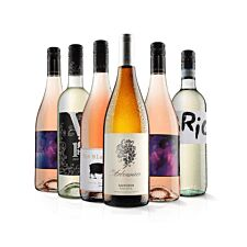 Virgin Wines Must Have White And Rose Six Pack
