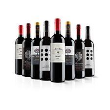 Virgin Wines 8 Bottle Luxury Red Selection