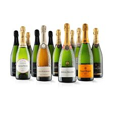 Virgin Wines Luxury 12 Bottle Champagne Selection