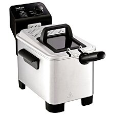 Tefal TE3340 Easy Pro 3L Fryer – Stainless Steel