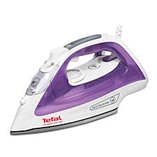 Tefal TE2663 Ultraglide Anti–Scale 270ml Steam Iron – Purple