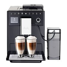Melitta ML6141 Ci Touch Bean–to–Cup Coffee Maker – Black