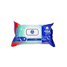 Orca Hygiene Antibacterial Disinfectant Wipes - Pack of 90