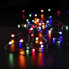 Noma 100 LED Opulent Berry Lights