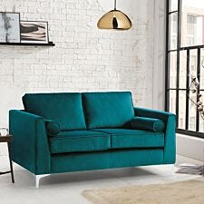 Milan Icon 2 Seater Sofa Malta Peacock