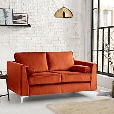 Milan Icon 2 Seater Sofa Malta Apricot