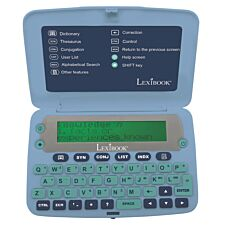 Lexibook English Electronic Dictionary with Thesaurus
