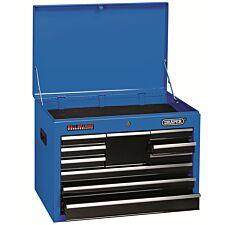 "Draper 26"" Tool Chest (5 Drawer) - Blue (660 x 307 x 435mm)"