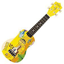 The Beatles Yellow Submarine Ukulele - Yellow