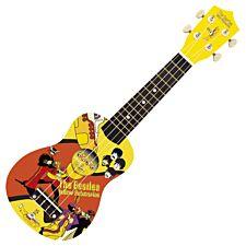 The Beatles Yellow Submarine Ukulele - Characters