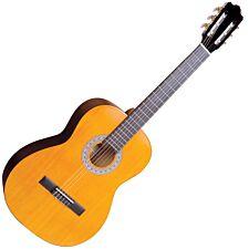 Encore 4/4 Size Classic Guitar - Natural