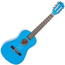Encore 1/2 Size Junior Acoustic Guitar Outfit - Metallic  Blue