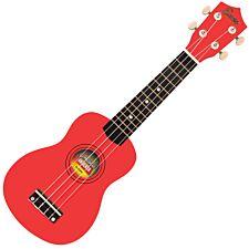 Encore Ukulele - Red