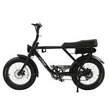 Knaap 2 Seater Pedal Assisted eBike - Space Grey