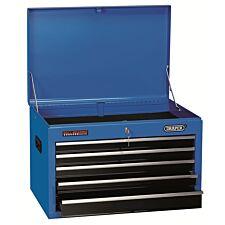 """Draper 26"""" Tool Chest (5 Drawer) - Blue"""