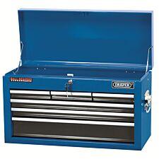 Draper 6 Drawer Narrow Pattern Tool Chest - Blue