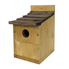 Johnston & Jeff Multinester Nest Box with Shingles