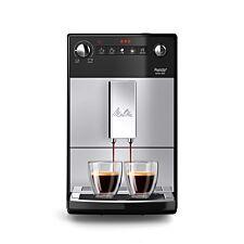 Melitta 6766604 Purista Bean to Cup Coffee Machine – Silver
