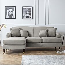 Oxford Corner Chaise Malta Putty