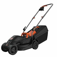 Black and Decker 32cm 1000w Corded Rotary Mower