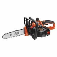 Black and Decker 18v Cordless 25cm Chainsaw