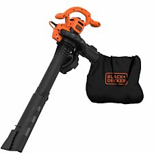 Black and Decker 2600w Corded Blower Vac