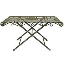 Lucton Furniture Metal Coffee Table - Green